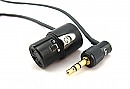 OPS - Special EW 3,5mm jack to angled special XLR3F